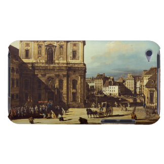The Freyung in Vienna, view from the Northwest, c. iPod Touch Case-Mate Case