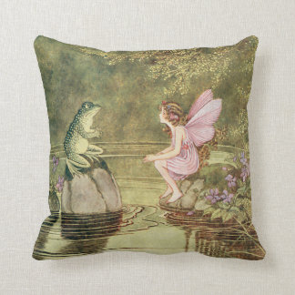 The Frog and the Fairy Cushion