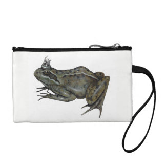 The Frog Prince Coin Purse