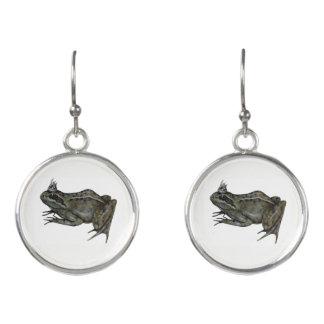 The Frog Prince Earrings