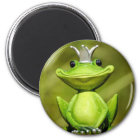 The Frog Prince Magnet