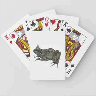 The Frog Prince. Playing Cards