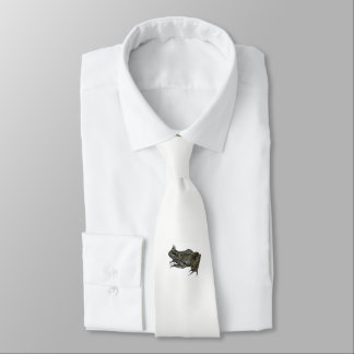 The Frog Prince Tie