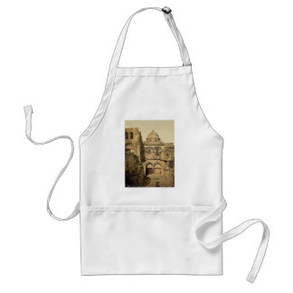 The front of the Holy Sepulchre, Jerusalem, Holy L Standard Apron