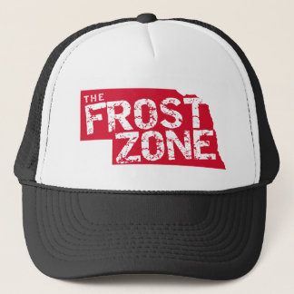 The Frost Zone. Nebraska Football. Trucker Hat