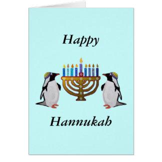 The Frozen Chosen Hannukah Cards