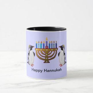 The Frozen Chosen Hannukah Mugs