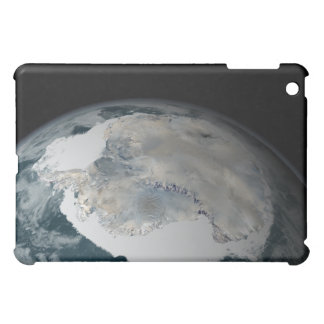 The frozen continent of Antarctica iPad Mini Case
