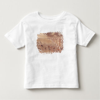 The Frozen Lagoon in 1708 Toddler T-Shirt