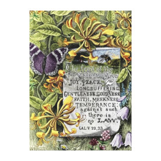 The Fruit Of The Spirit Canvas Print