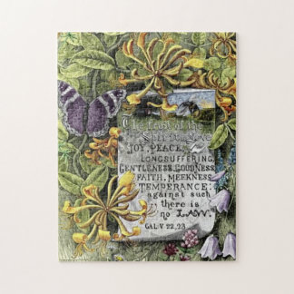 The Fruit Of The Spirit Jigsaw Puzzle
