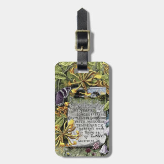 The Fruit Of The Spirit Luggage Tag