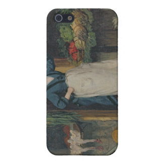 The Fruit Seller Cover For iPhone 5/5S