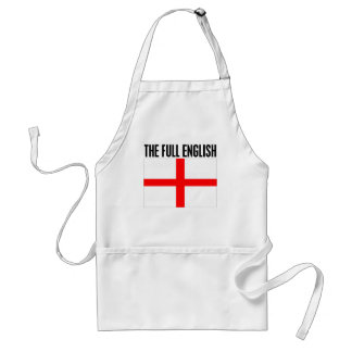The Full English Standard Apron