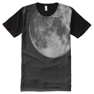 The Full Moon All-Over Print T-Shirt
