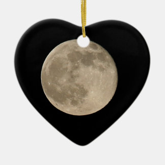 THE FULL MOON CHRISTMAS ORNAMENT