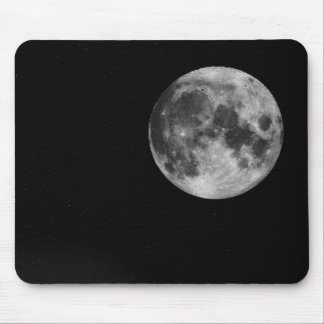The Full Moon Mousepad