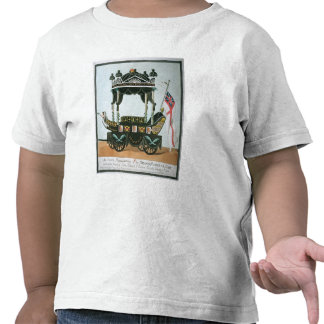 The Funeral of Lord Nelson  on 9th January 1806 Tees