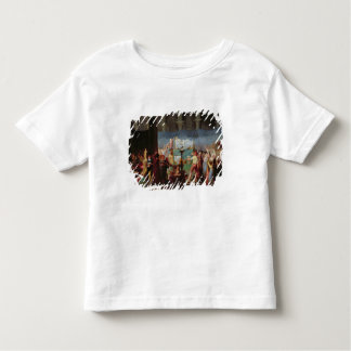 The Funeral of Marat in the Ancient Church Toddler T-Shirt