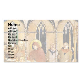 The Funeral Of St. Martin By Martini Simone (Best Business Card Templates