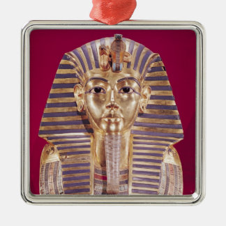 The funerary mask of Tutankhamun Christmas Ornament
