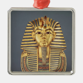 The funerary mask of Tutankhamun Christmas Ornament