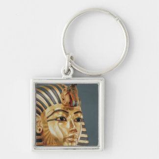 The funerary mask of Tutankhamun Key Ring