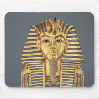 The funerary mask of Tutankhamun Mouse Mat