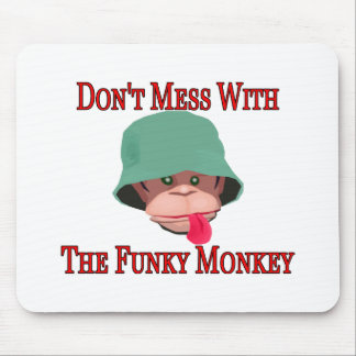 The Funky Monkey Mouse Mat