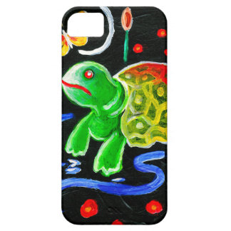 The Funky Turtle iPhone 5 Cases