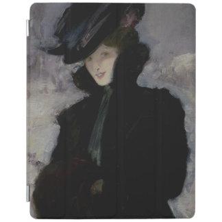 The Fur Coat iPad Cover