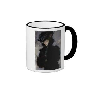 The Fur Coat Coffee Mug