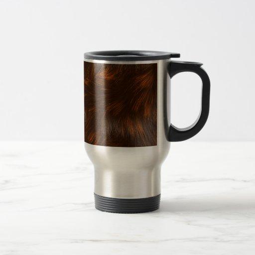 The fur collection - Calico Fur Coffee Mug