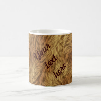 The fur collection - Shaggy Fur Coffee Mug