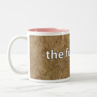 The Furry Cup Two-Tone Mug