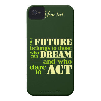 The Future custom iPhone 4 Case-Mate