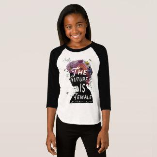 The Future Is Female - Junior T-shirt