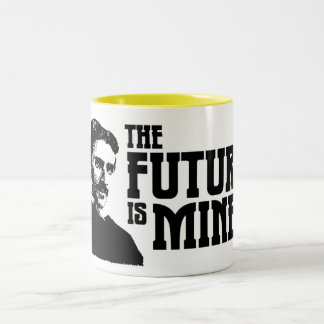 The Future Is Mine! Mug