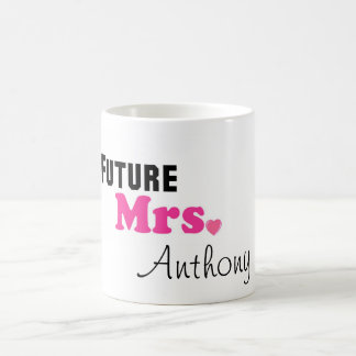 The Future Mrs. Custom Mug