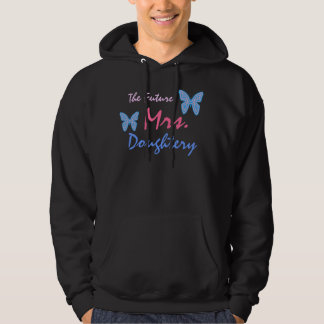 The Future Mrs. Customizable Hoodie