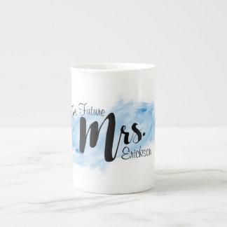 The Future Mrs. Mug - Blue