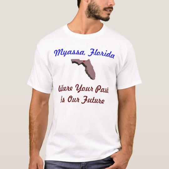 THE FUTURE SHOCK OF MYASSA T-Shirt