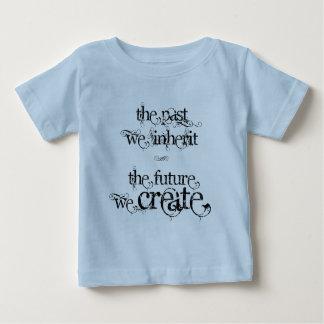 The Future We Create Baby T-Shirt