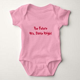 The FutureMrs. Dante Knight Baby Bodysuit