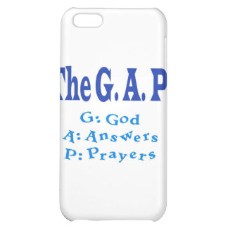 The G A P Collection iPhone 5C Case