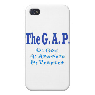 The G A P Collection iPhone 4/4S Case