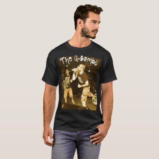 The G-Bombs Nick and EZD T-Shirt