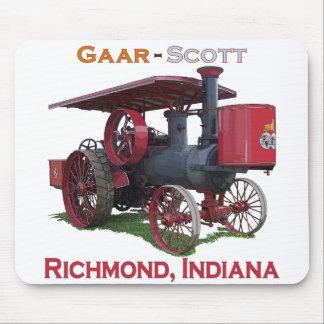 The Gaar-Scott Mouse Mat