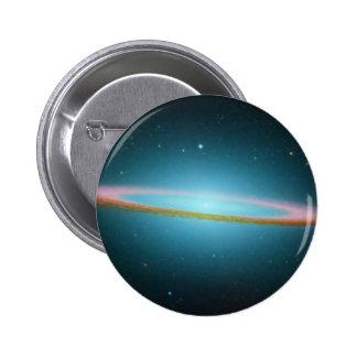 The Galaxy 6 Cm Round Badge