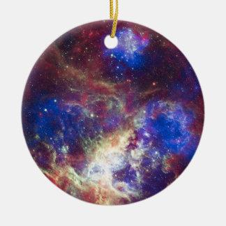The Galaxy Christmas Ornament
